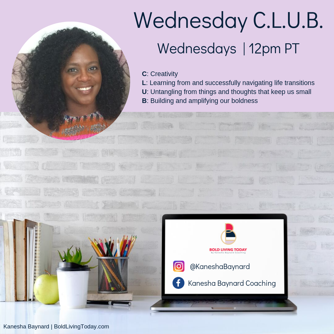 Being Future Ready + Calendar Audit | Wednesday C.L.U.B. [e11]