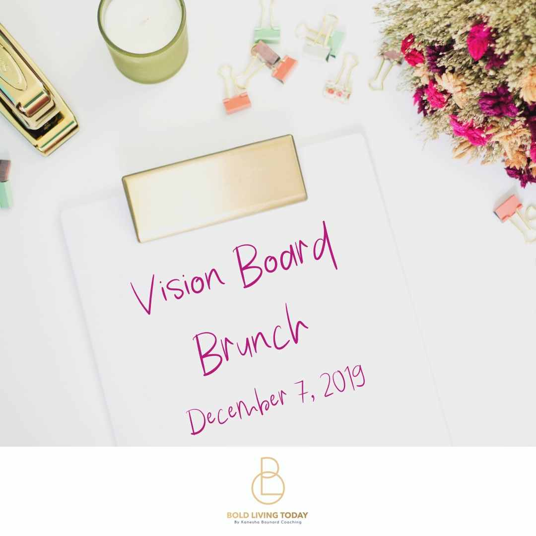Vision Board Brunch
